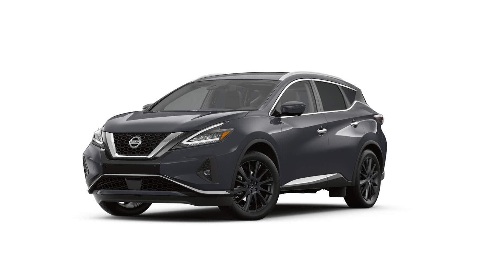 2021 Nissan Murano SL trim level