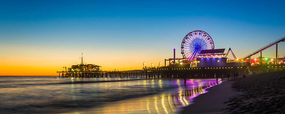 Best Spots to Watch a Sunset in Los Angeles | South Bay Mazda