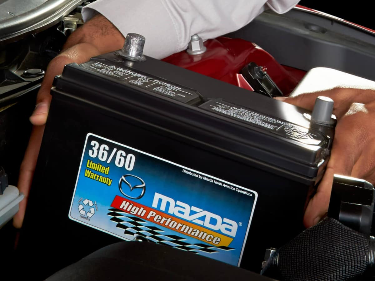 Mazda Battery Parts at South Bay Mazda