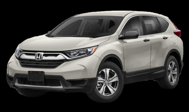 White 2019 Honda CR-V Thumbnail