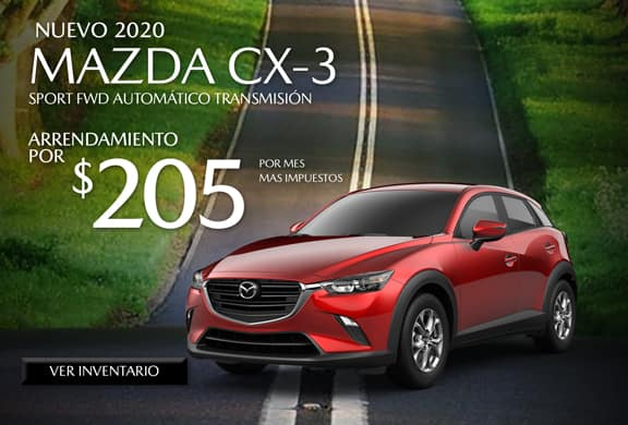 2020 Mazda CX-3 Sport AUTOMÁTICO