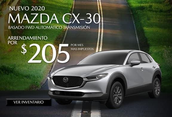2020 Mazda CX-30 AUTOMÁTICO