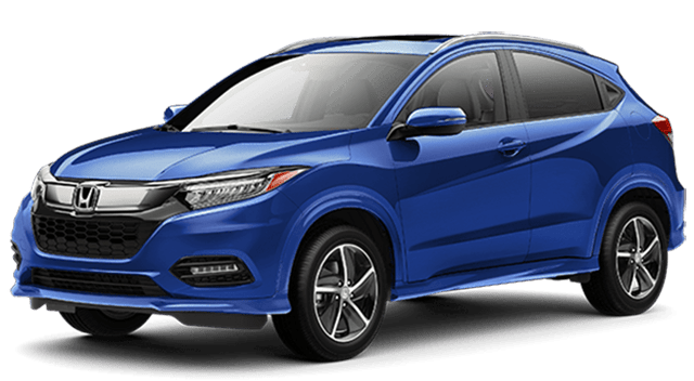 2019 Honda HR-V Blue