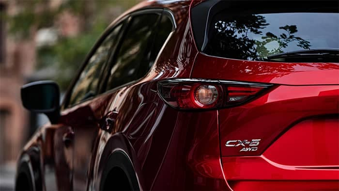 2019 Mazda CX-5 Close up