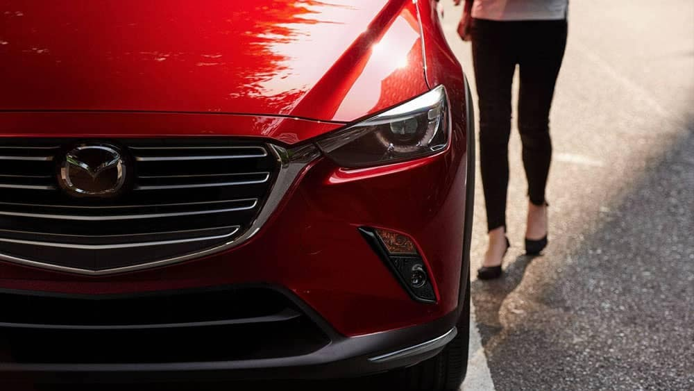 2019 Mazda CX-3 Headlight