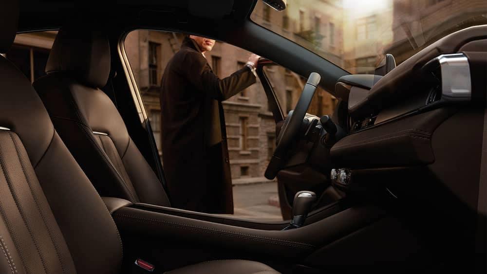2019 Mazda6 Cabin