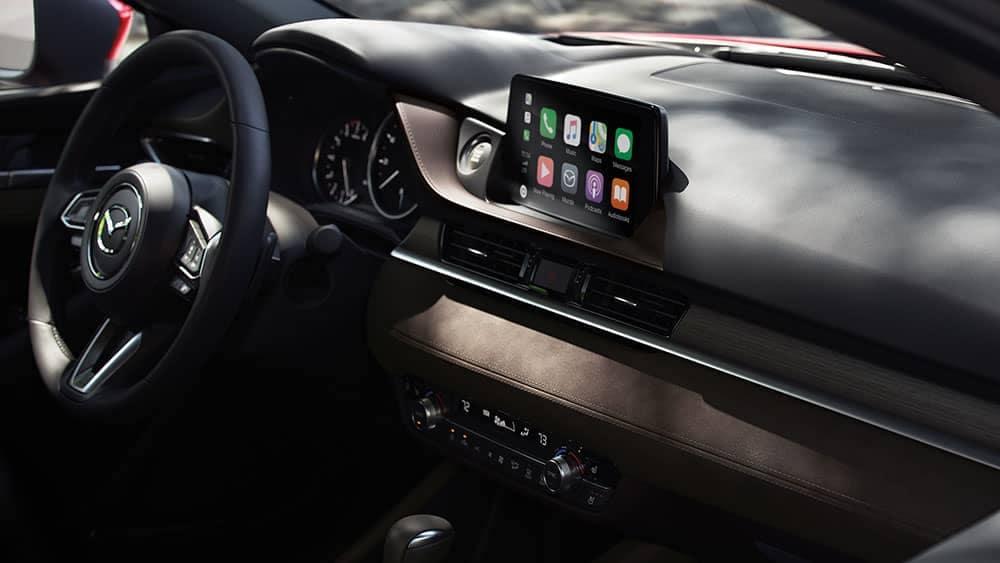 2019 Mazda6 Dash