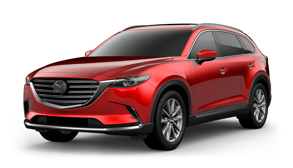 New 2021 Mazda CX-9 Touring Automatic
