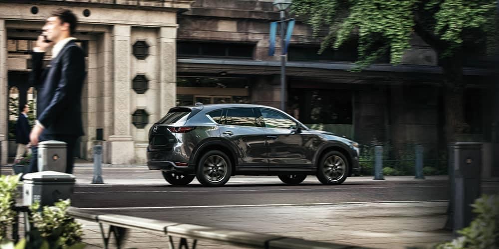 2020 Mazda CX-5 Driving