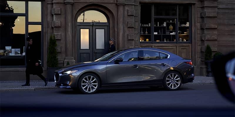 Mazda3 Parked