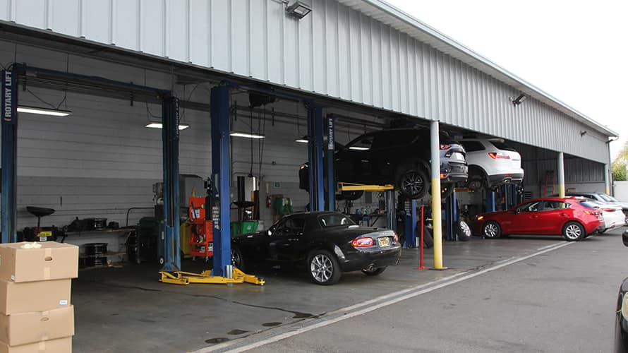 South Bay Mazda Service Center