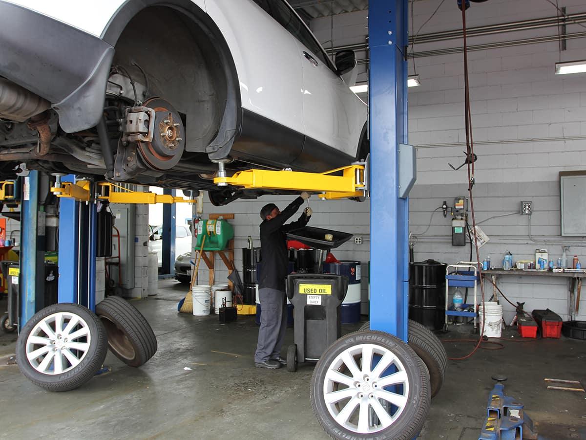 South Bay Mazda Service Department
