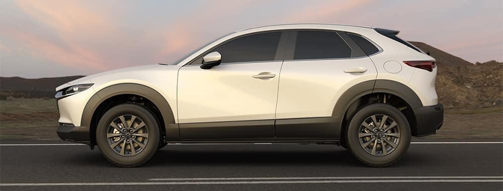 2020 Mazda CX-30 Side Profile