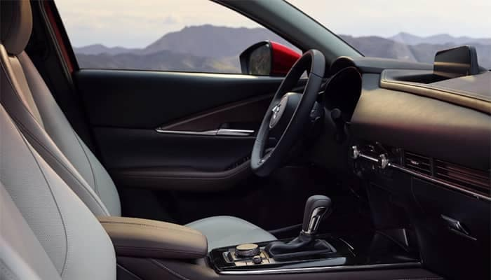 Mazda CX-30 Interior Front Seating