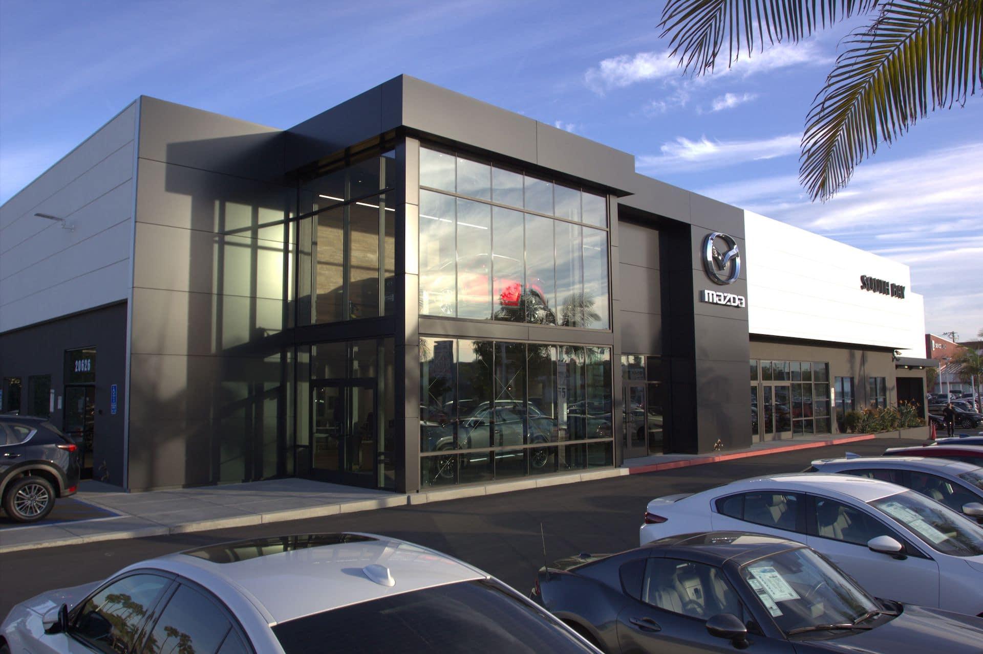 South Bay Mazda Dealership