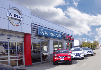 Speedcraft Nissan