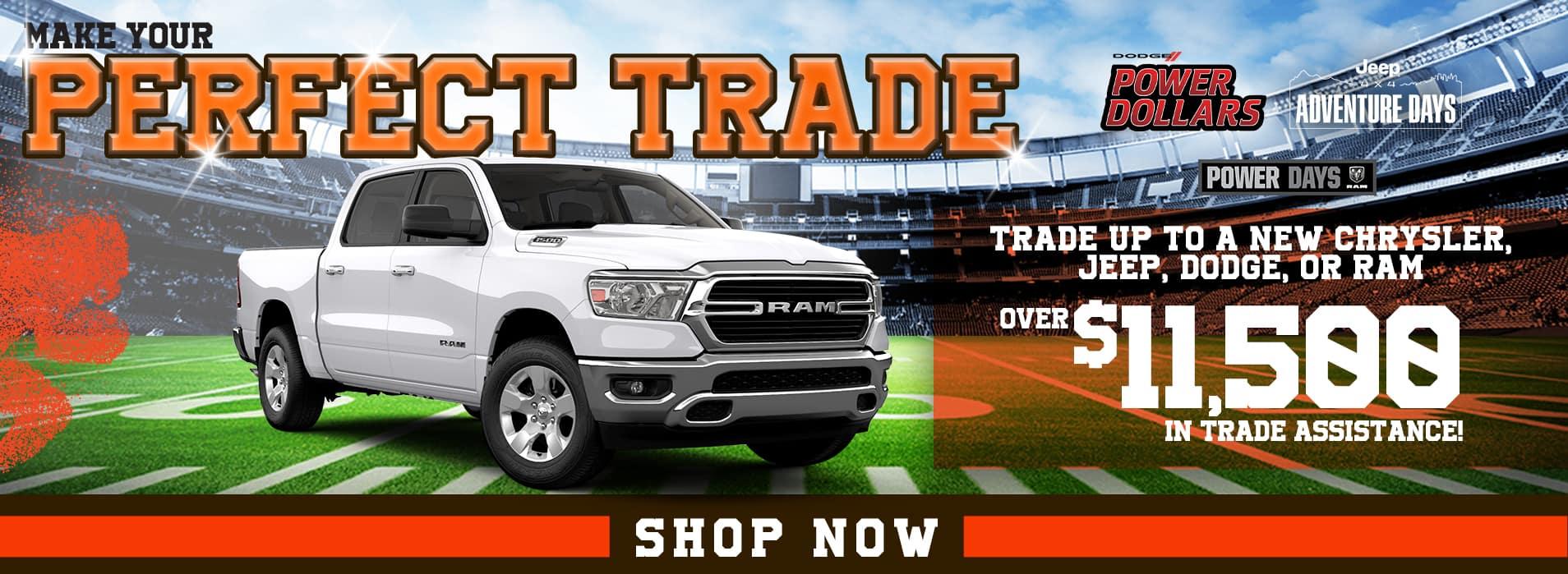 Chrysler Dodge Jeep Ram Dealer | Spitzer Motors Cleveland