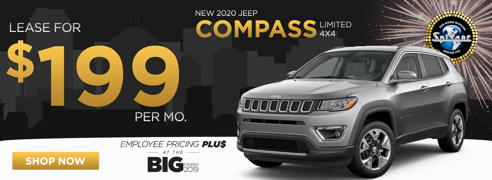 Compass | Lease for $199 per mo