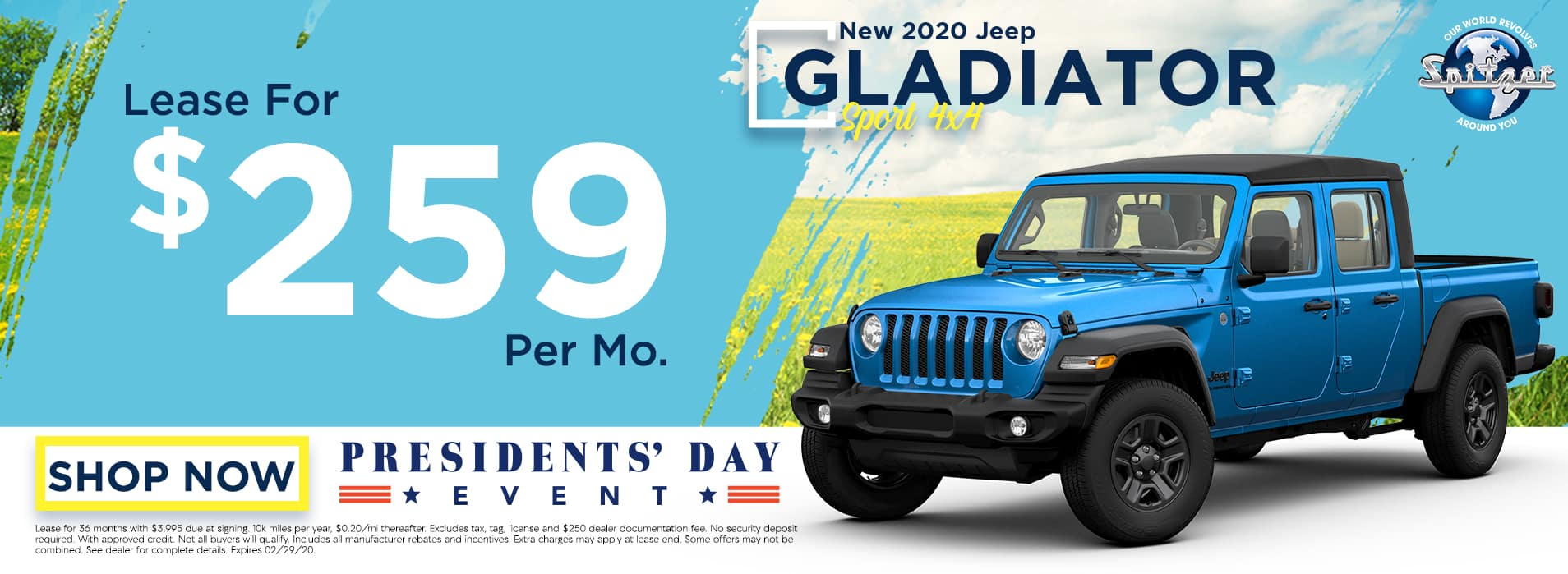 Gladiator | Lease for $259