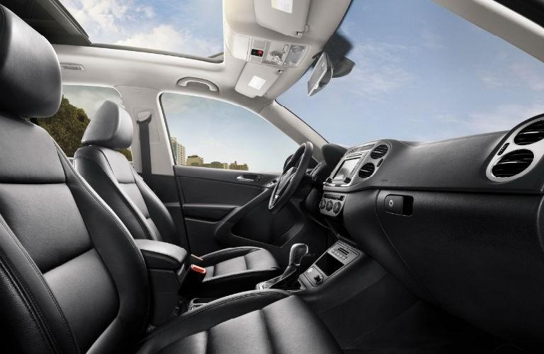 2017 Volkswagen Tiguan Interior