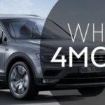 Volkswagen's 4MOTION AWD