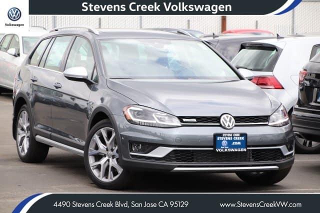 New 2019 Volkswagen Golf Alltrack SEL AWD VIN 3VWH17AU3KM503058 MSRP $37,955
