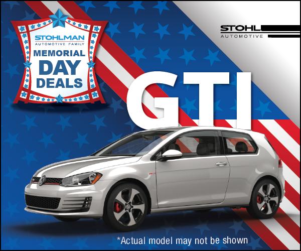 2018 Golf GTI 4dr DSG