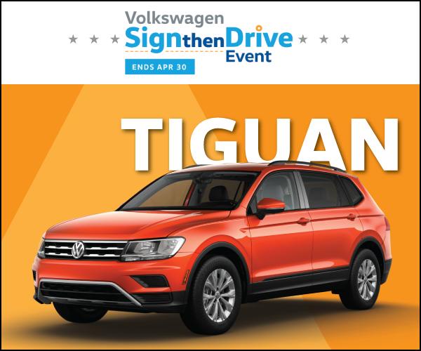 2019 Tiguan SE AWD