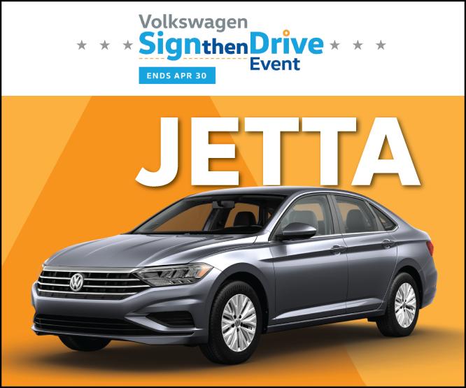 New 2019 Jetta S - Auto Trans