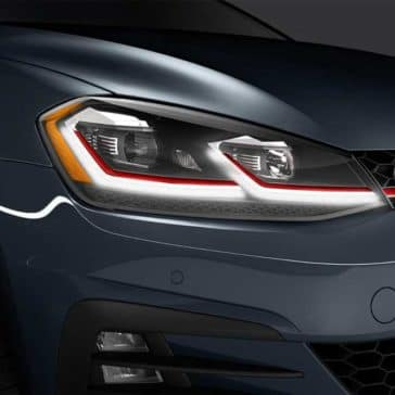 2018 Volkswagen Golf GTI LED