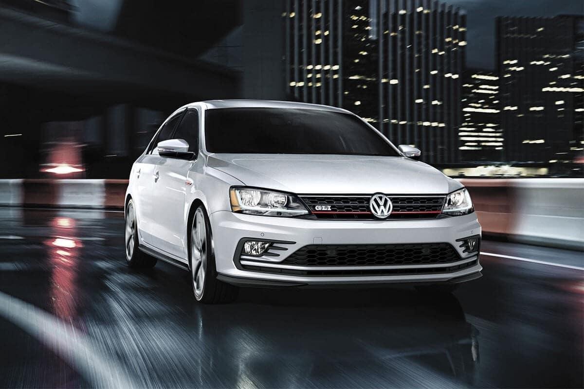 2018 Volkswagen Jetta main view