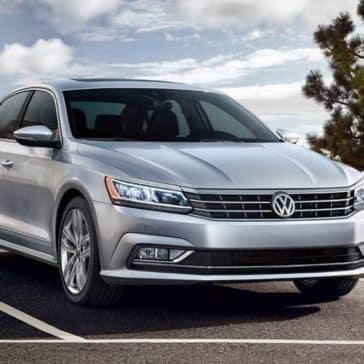 2018 Volkswagen Passat Exterior 01