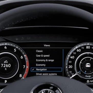2018 Volkswagen Tiguan Guages