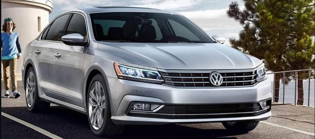 What Do the Volkswagen Model Names Mean