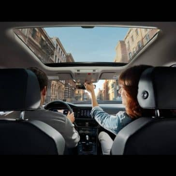 2019 Volkswagen Jetta panoramic sunroof