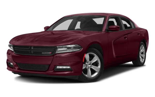 2018 Dodge Charger SXT RWD_
