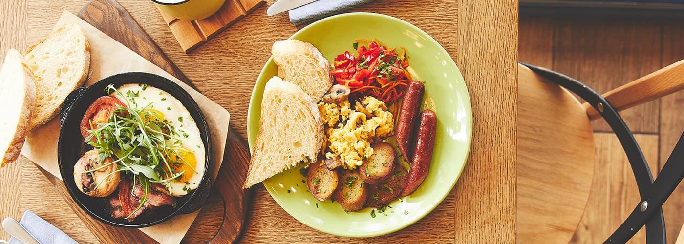 breakfast in northern va