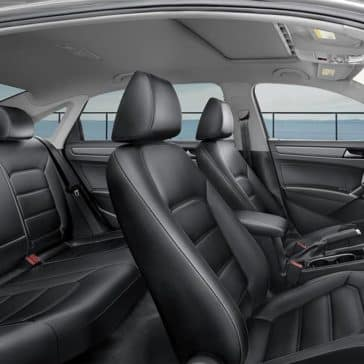 2020 VW Passat Seating