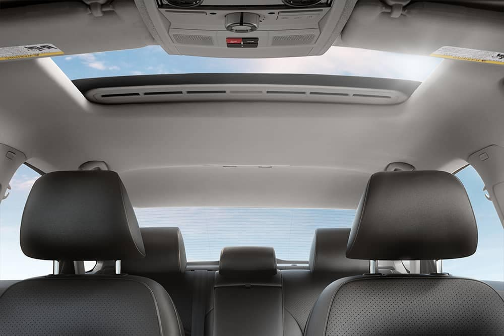 2020 VW Passat Sunroof
