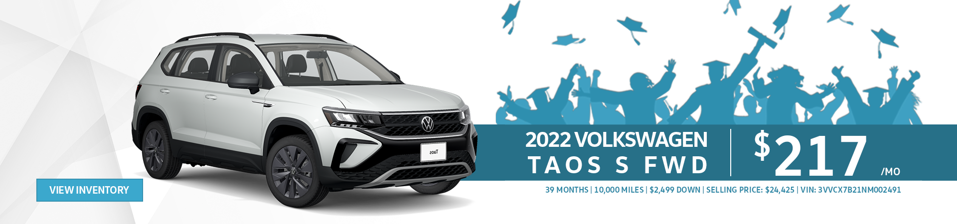 Stohlman VW_June Offer_Taos