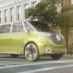 I.D. Buzz Electric Concept