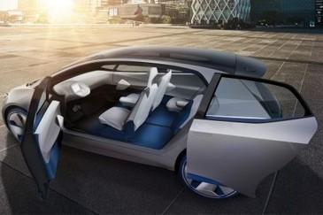 Volkswagen I.D. Interior