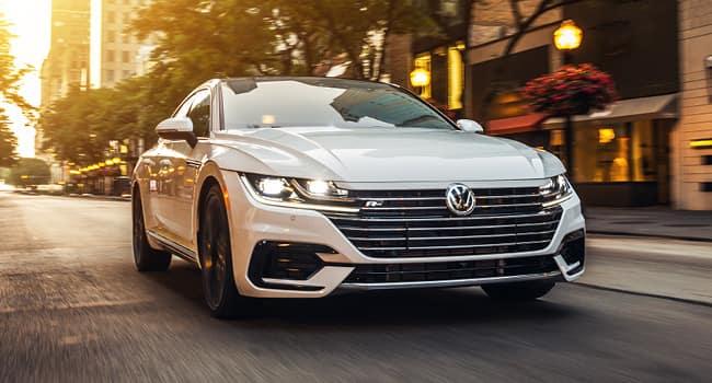 The 2019 Volkswagen Arteon