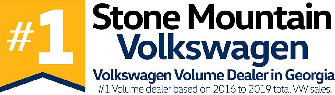 #1 Volkswagen Volume Dealer in Georgia