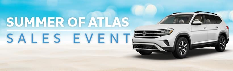 Summer of Atlas Sales Event