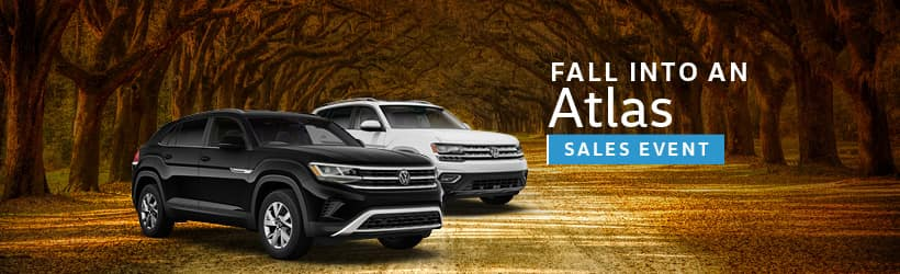 Fall Into A Volkswagen Sales Event
