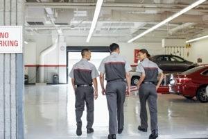 Toyota Service Technicians