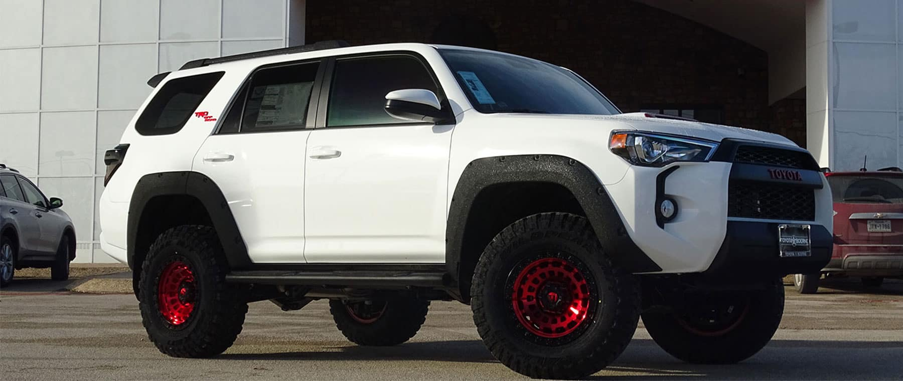 Let Us Build Your Custom Toyota Truck At Toyota Of Boerne