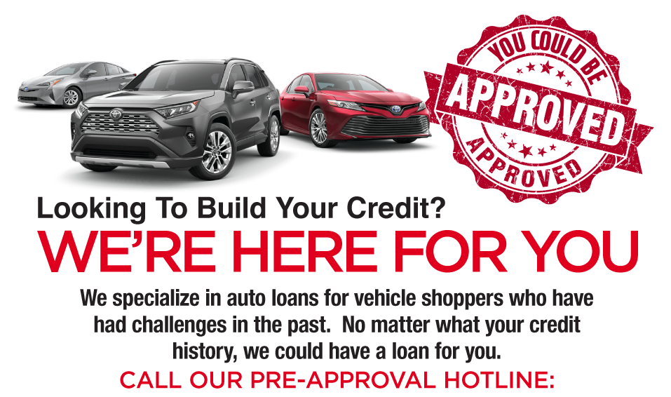 Toyota of Boerne Special Finance