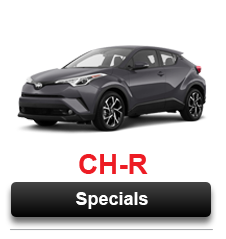 View Our C-HR Special Offers Going on Now